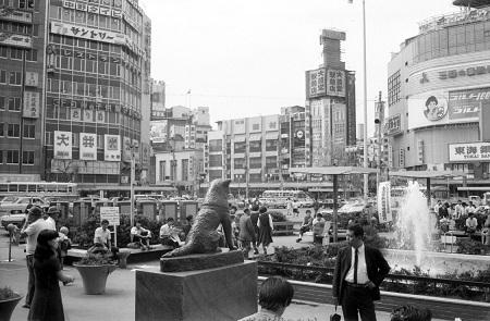 白根美術館40年代渋谷写真展