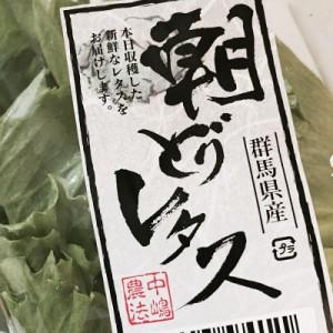 中嶋農法レタス